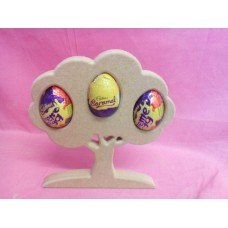 18mm MDF Easter Tree cream egg holder